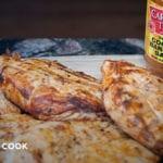 Carolina Treet Grilled BBQ Chicken